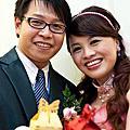 【晶宴民生】~明政&怡君~《彼得兔婚禮攝影》