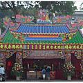 彰化城隍廟、明聖廟聯合祈安繞境100522