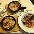 【台北萬華區-Oyami cafe】