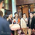 2012-05-06 北星&佳珍 台北豪園飯店 婚紗Sophia