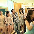 2012-07-07 明德&佑珊 桃園富城閣宴會莊園 新祕BONA 婚紗施華洛婚紗精品概念館