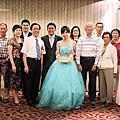 2012-09-16 承祐&芳怡 台北儷宴會館東光館 婚紗仙杜麗娜婚紗攝影名店