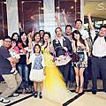 2013-05-25 鴻俊&雅玲 台北華漾中崙 新祕Mily 婚紗VERA