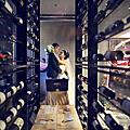 2013-08-24 人豪&寧寧 台北真的好海鮮餐廳 新祕張紫玲 婚紗放風箏婚紗旅店