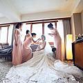 2014-01-04 仁豪&劭青 台中僑園大飯店 新祕唐伈 婚紗JULIA WEDDING NEWS