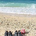 沖繩海灘自助婚紗