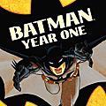 蝙蝠俠:元年