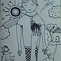 Allencolor。隨性畫