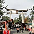 2010/11/25-京都秋楓Day4-北野天滿宮跳蚤市場