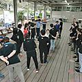 奧莉薇閣行李箱 共識營 台灣外展教育基金會