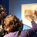 【權釋│走訪藝術】--《展覽》艾雪的魔幻世界畫展─探索錯覺藝術大師的版畫人生(上)