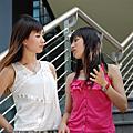 2007/07/21 信義區Alin&小慈 同事外拍