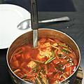 韓國交換 ─ 煮菜餵飽自己