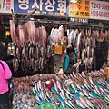 韓國點 ─ 釜山(부산,Busan)、韓國高鐵KTX、China Town、釜山電影節街道、魚市場札嘎其市場(자갈치시장 )