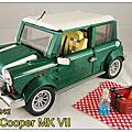 樂高10242 - Mini Cooper Mk VII