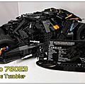 樂高76023 - The Tumbler
