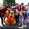 Tokyo graduation trip