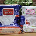 【簡單生活】魔法奇緣-廚房神器濕巾+潔膚柔濕巾