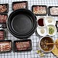 【岩漿火鍋購物商城 】火山岩32盎司雙人燒肉分享餐