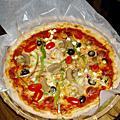 台北。瑪莉珍pizza