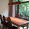 品生活-實木餐桌吊燈