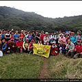 2014 Oct. 4 Taipei. 陽明山大屯山系九連峰