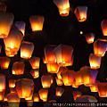 2015 Feb. 27 平溪 平溪天燈節 燈燈只為妳