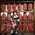 【新竹新亮點】日藥本舖江戶村博物館,免費參觀,穿著華麗和服,坐在有塌塌米香氣的茶道教室裡品嘗宇治金時聖代!不必飛日本,也能享受道地日式下午茶