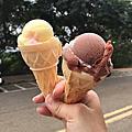 【新竹美食】古早味叭噗,味道清甜爽口!食尚玩家推薦。現在青青草原賣冰淇淋,配熱氣球的最佳甜點。原本新竹動物園擺攤的阿伯