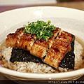 【新竹美食週記】久保鰻作城。這麼美味的鰻魚飯不用飛日本就吃得到,肥嫩嫩的鰻魚肉嫩香甜,隱藏版的饅魚三吃搭配華麗日式料理