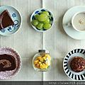 【平價下午茶推薦】全聯的超狂新品!HERSHEY'S巧克力饗宴全系列,HERSHEY'S好時冰心捲蛋糕有3種口感,層次好豐富。冬季限定巧克力