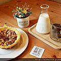 【新竹美食週記】飲室繪友,和藝術交朋友!老宅裡的文青風下午茶