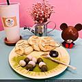 【竹北下午茶推薦】PUNG 舒芙蕾‧茶飲。少女們尖叫吧!夢幻IG打卡甜點店。日式鬆餅的柔嫩口感,讓人露出開心微笑