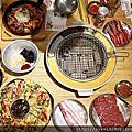 【竹北美食週記】姜虎東678白丁烤肉-竹北店,正宗韓國烤肉,小菜無限續盤!桌邊服務方便又美味