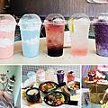 【新竹早午餐分享】菓然 Just Juice,網美必去的少女系餐廳。優格冰沙、果昔、餐點、氣氛萌翻天!隨便拍都能傳IG!