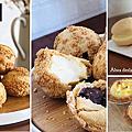 【新豐下午茶推薦】豐蛋糕咖啡烘焙館,NG泡芙只要10元啊!店內還有免費的美式咖啡可以享用喔!