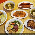 【新竹美食週記】北香懷舊便當,滷豬腳飯大推薦,肥嫩好入口,每日配菜都不一樣喔!