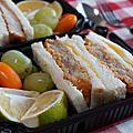 【2021新竹輕食餐盒推薦】稻谷餐盒事務所-日式餐盒專賣店!香酥卡啦雞、營養多元的水果盤!厚切三明治超美味