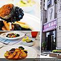 【桃園青埔美食推薦】聖朵莉烘焙複合式餐廳,超好停車!南洋咖哩用料實在!手做麵包新鮮可口。適合團體聚餐。服務親切溫暖