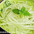 蜂蜜米苔目湯