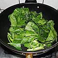 蠔油格蘭菜
