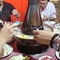 2008.11.02涮羊肉銅火鍋