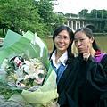 阿曼達自己校園巡禮XD20050618
