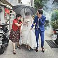 婚禮紀錄 -寬遠淑玲 結婚