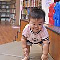 小彭彭1.1歲-土城親子館 20101017