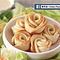 2016 玫瑰花吐司沙拉