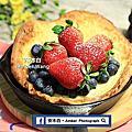 2017 草莓藍莓荷蘭鬆餅(Dutch Baby)