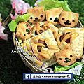2017 肉丸三明治&貓臉脆餅