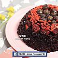 2019 桂圓紫米糕