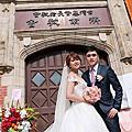 婚攝古柯杰|饅頭爸團隊|2017 全&廷|迎娶|教堂證婚|台北君悅晚宴